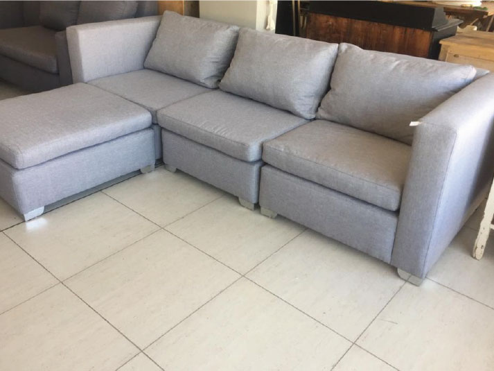 3 Piece L Shape Couch
